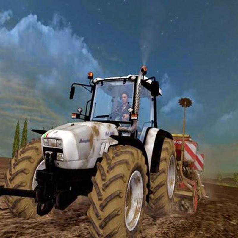 Farming simulator 2015 - Lamborghini R4 110 italia v 1.0