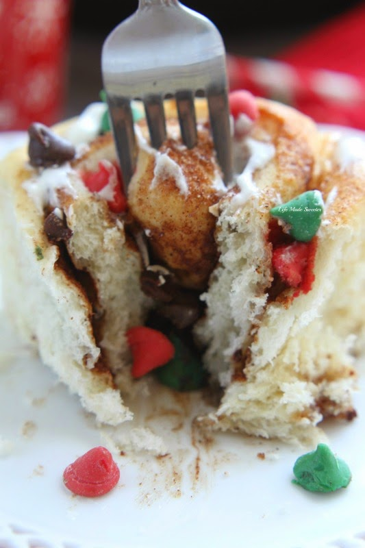 Gingerbread Cinnamon Rolls with Chocolate Chips @LifeMadeSweeter.jpg