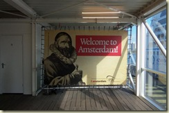 Welcome to Amsterdam (Small)