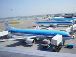 aviones de KLM usan biocombustible