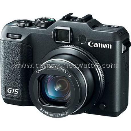 Gambar kamera canon G15