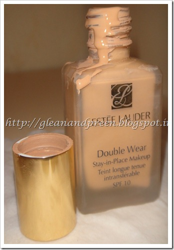 Estee Lauder Foundation -  Double Wear Stay In Place