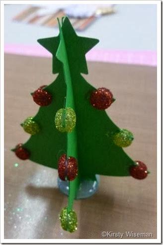 Kirsty Wiseman Christmas Tree