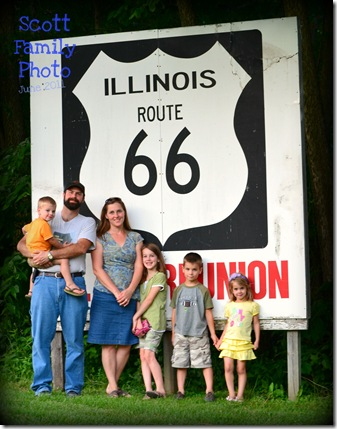 The Scotts, Route 66