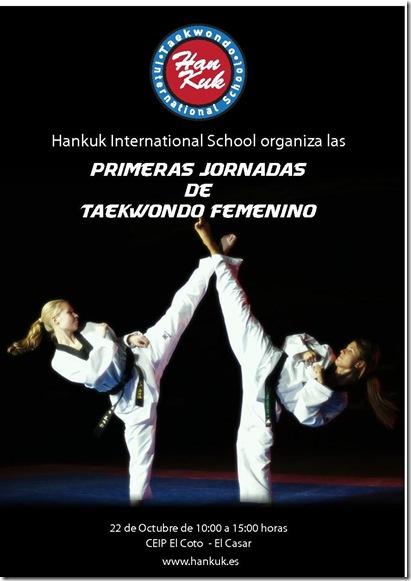 Copia de Cuartilla Jornadas Femeninas HanKuk V2