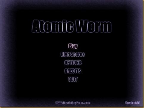 AtomicWorm タイトル