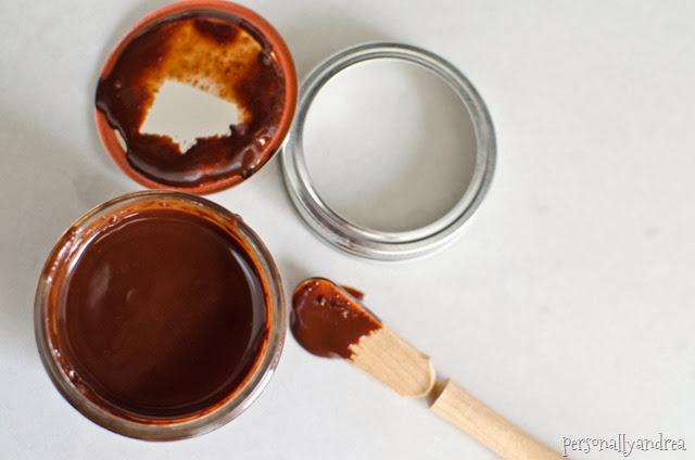 Homemade Chocolate Sauce | personallyandrea.com