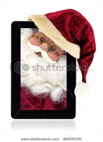 mCommerce jumos in 2011 XMas - Online Santa