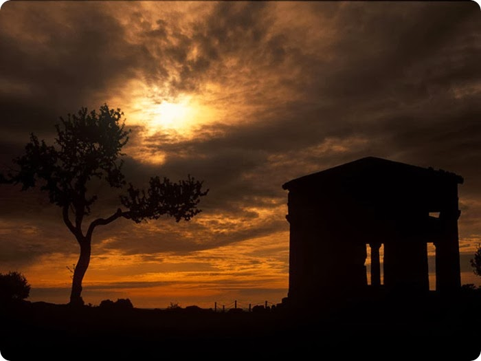 Agrigento_Tempio_Concordia_notte