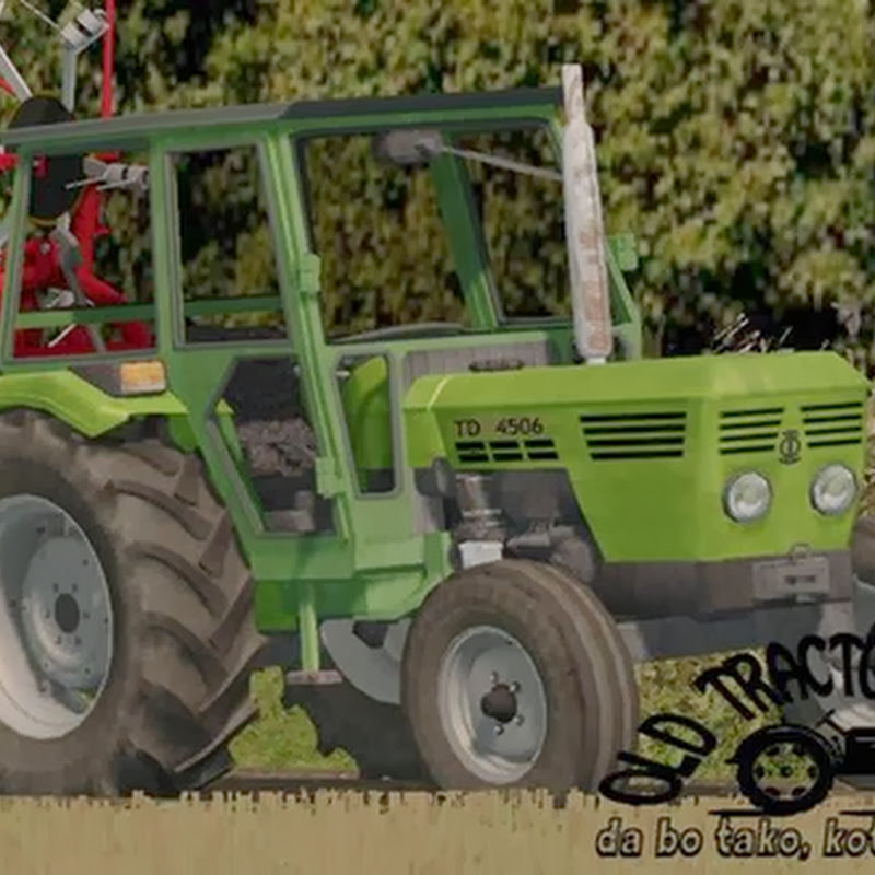 Farming simulator 2013 - Torpedo Deutz 4506 v 1.0