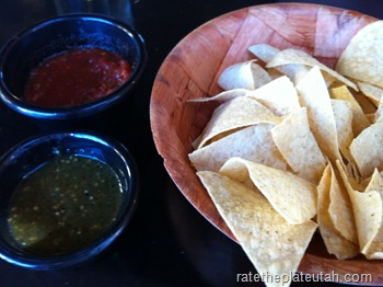 Milagros Chips and Salsa