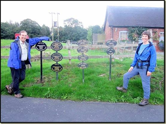 Siddington, a Best Kept Village