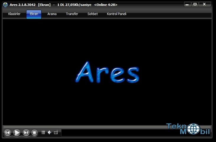 Ares v2.2.8 Türkçe