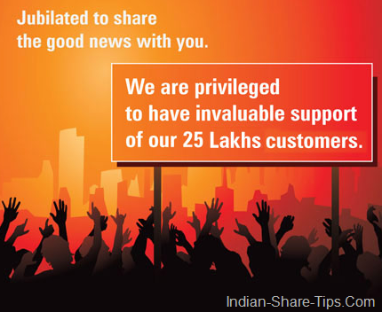 ICICIdirect Crosses 25 Lakh Mark Client Base