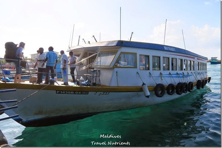 馬爾地夫居民島Mahibadhoo- Amazing Guesthouse (1)