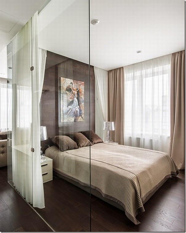 Piccoli spazi minimalismo in 60 mq case e interni for Interni minimalisti
