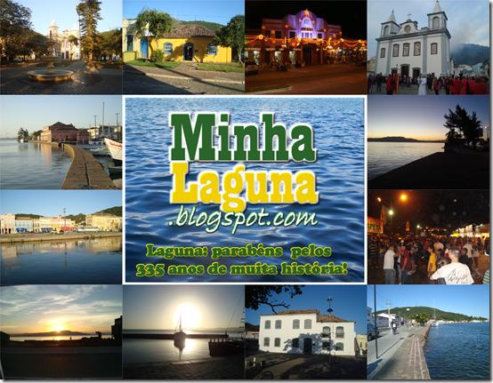 Minha Laguna - Laguna: parabéns pelos 335 anos de muita história!