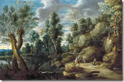 Lucas_van_Uden_-_River_Landscape_-_WGA23250