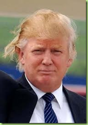 donald hair