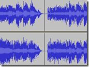 Come unire due o più file audio in uno con Audacity