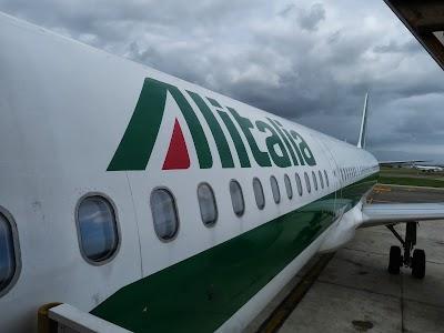 Cursa Alitalia Roma - Tirana