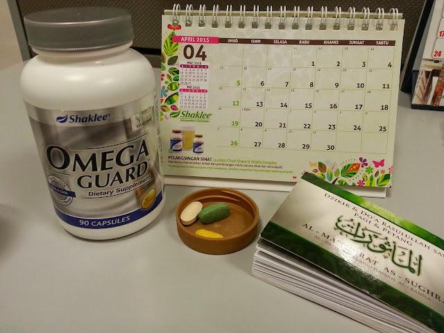 b complex vitalea vitamin c omegaguard shaklee