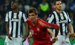 Hasik Juventus vs Bayern Munich