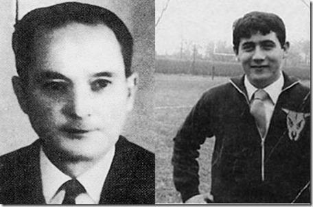 Giuseppe Mazzola e Graziano Giralucci