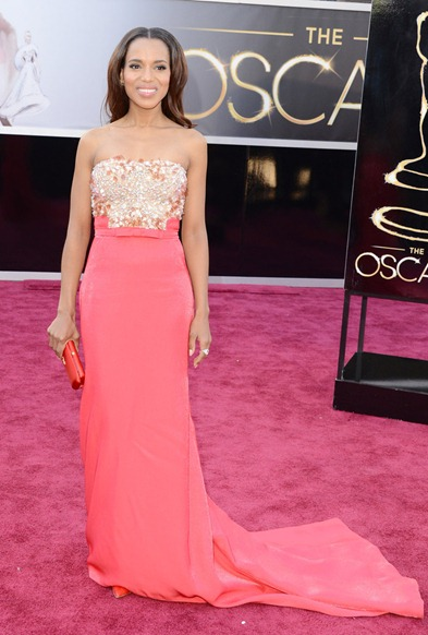 Kerry Washington de Miu Miu