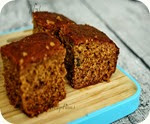 Honey Quinoa Cake 6