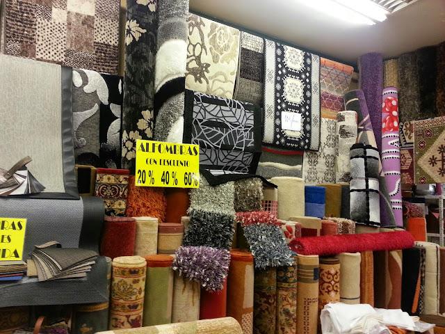 Deco hogar durango alfombras cortina - Alfombras en oferta ...