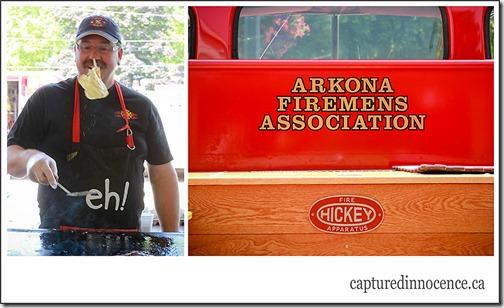 Arkona Firemens Breakfast 1