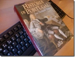 De José Hermano Saraiva ficam os livros. Jul.2012