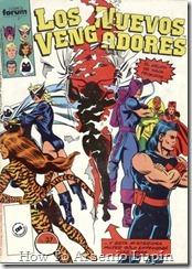 P00037 - Los Nuevos Vengadores #37