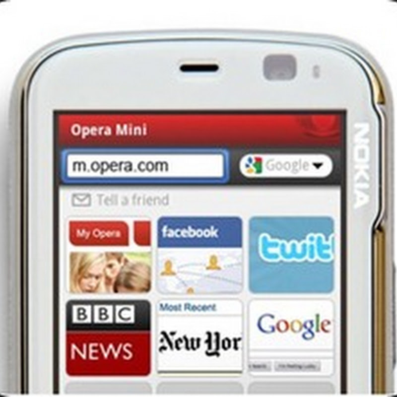 Opera Mini: Africa's Choice for Mobile Browsing