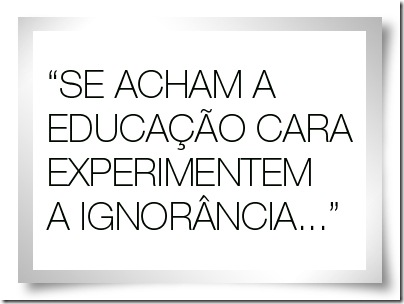 educacao-ignorancia - Priscila e Maxwell Palheta