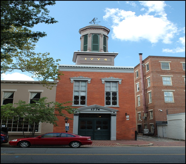 Old Town Alexandria Firehouse 2
