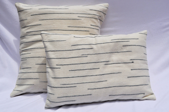 Sea shore pillows