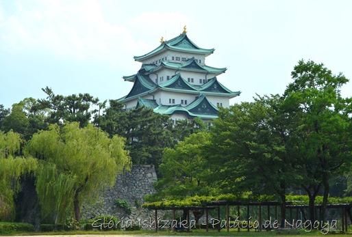 Glória Ishizaka - Nagoya - Castelo 2