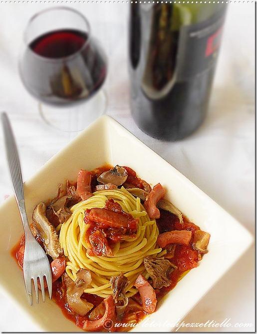 Spaghettoni golosi