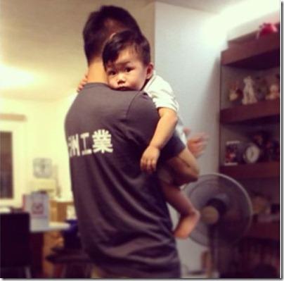 Shawn Yue X Baby 02