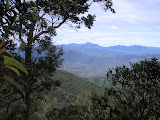 Gunung Patuha as seen from Gunung Puntang in the Malabar range (Daniel Quinn, March 2011)