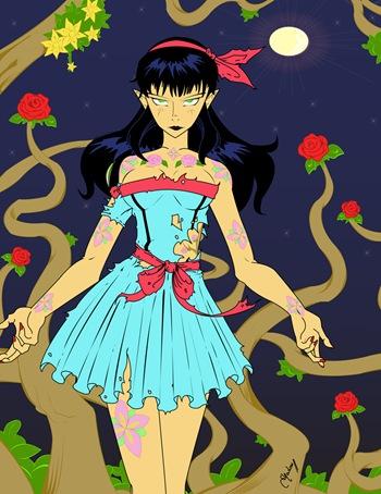 Medea, personaje creado por Shadowfrost