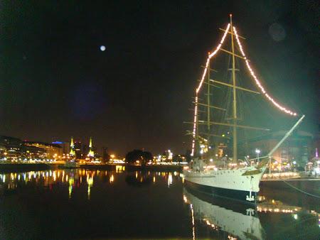 Obiective turistice Argentina: Puerto Madero Buenos Aires