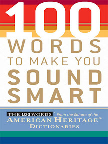 Cover of C Kellogg's Book 100 Words To Make You Sound Smart.mp3