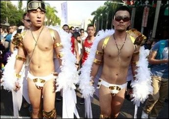 Parada Gay Taipei 2013