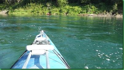 Kayking McDonald Creek 029