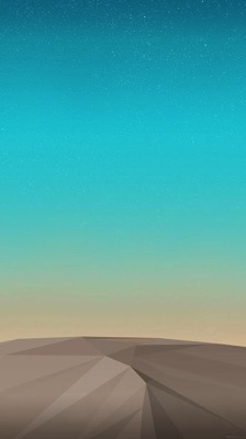 End earth iphone6 wallpapers
