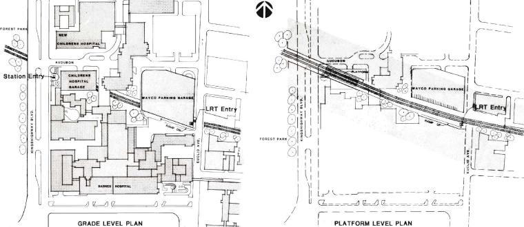 1984 CWE station plan