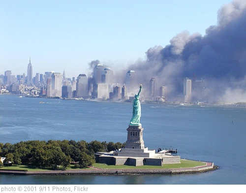 '9/11 WTC Photo' photo (c) 2001, 9/11 Photos - license: http://creativecommons.org/licenses/by/2.0/